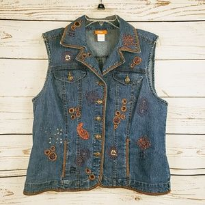 Hearts of Palm Vest Lovers Dream